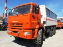Автобус вахтовый НЕФАЗ 4208-114-13
